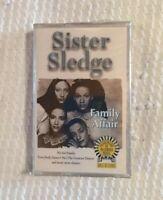 SISTER SLEDGE FAMILY AFFAIR CASSETTE TAPE SEALED HALL OF FAME