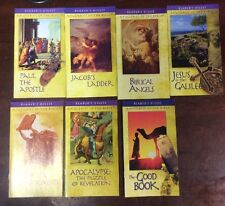 Readers Digest Mysteries Of The Bible 7 Pamphlets (1999) PreownedBook.com