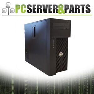 Dell Precision T3620 Barebones No CPU No RAM No HDD