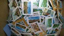 18,75€/kg - 800g Sondermarken Deutschland über Briefporto, meist Wellenstempel