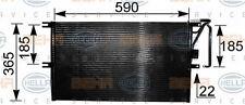 8FC 351 037-621 HELLA CONDENSATORE ARIA CONDIZIONATA