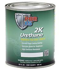 POR-15 43404 White 2k Urathene Hardnose Paint - 1 Quart