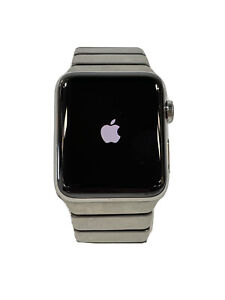 apple watch series 3 42mm stainless steel Cellular