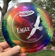 New! Innova I-dye Champion Eagle X Mold! DX Stamp! 166g