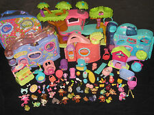 Littlest Pet Shop Playsets Pets Accessories Playsets Huge Toy lot #1