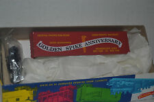 Roundhouse 7748 Colden Spike Anniversary CP & UP 36' Box Car Ho Scale Kit