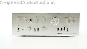 Pioneer SA-7500 mkI Integrated Amplifier - MM Phonostage - Vintage Classic