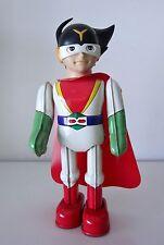 "YUSEI KAMEN (ASTEROID MAN). 9"" VINTAGE TIN WIND UP. BILLIKIN SHOKAI. 2000"