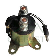 New Solenoid Starter Relay For Honda GX160 5.5hp & GX200 6.5hp Engines