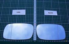 Außenspiegel Spiegelglas Ersatzglas Opel Calibra ab 1990-1998 Li oder Re asph