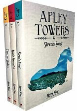 Apley Towers 3 Books Collection Set Pack by Myra King(Book 1-3) The Lost Kodas