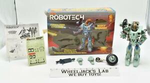 """Scott Bernard Armored Cyclone 8"""" MIB Mospeada Macross Robotech Matchbox"""