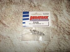RC Duratrax Spare Part Steering Ball Studs Steel Silver (5) DTXC6250 6250