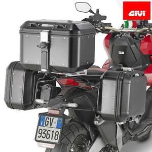 GIVI PL1156 Frames Latéral Support Pour Valises Monokey Correspondre A 1156FZ