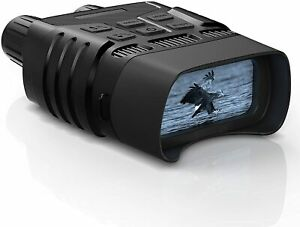 BOOVV Infrared (IR) Night Vision Goggles Binoculars with LCD Screen