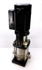 Grundfos CRN3-7 A-P-G-V-HQQV Druckerhöhungspumpe | 0,55 kW | 3 m³/h