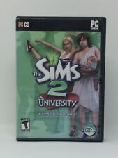 The Sims 2 University Expansion Pack (PC, 2005)