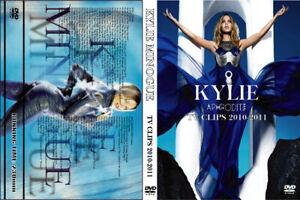 KYLIE MINOGUE  /2010ー2011 Aphrodite Live & Promotion 2DVD