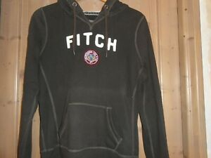 sweat femme, taille M, marron, ABERCROMBIE & FITCH