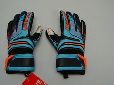 Reusch Soccer Goalie Gloves PRISMA SD Finger Support Stays 3872010S SZ 5 SAMPLES