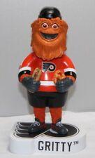 Gritty Philadelphia Flyers Mascot Bobble Bobblehead Cheesesteak Pretzel