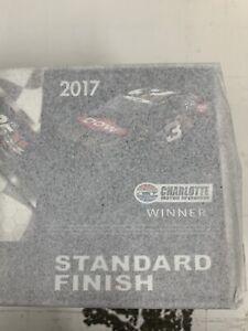 NIB 2017 Austin Dillon #3 Dow Salutes Charlotte  Coke 600 Win RCR 1/24 Action