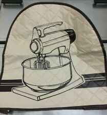 Vintage Kitchen Aid Standing Mixer Cover Never Used