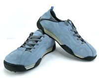 Vans Rong Tai Women's Size 7 Blue Low Top Suede Shoes Sneakers 41295-73