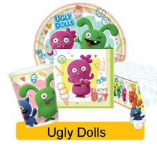 UGLY DOLLS Birthday Party Range - Tableware Supplies Decorations {Amscan}