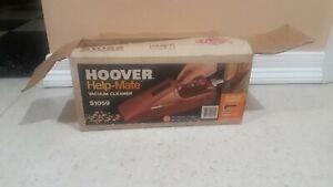 Hoover S1059 Help Mate Handheld Car Camper Detail Vacuum Cleaner Tested