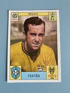 Tostao-Brazil-Unused Panini Sticker/Card World Cup Mexico 70 1970