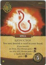 Hogwarts Battle Promo Reducto Spell Card 2018 Gen Con PROMO!