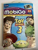 Vtech MobiGo Touch Learning System - Disney Pixar Toy Story 3