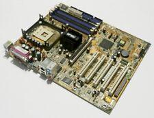 Asus P4P800 Rev 2.00 Mainboard 478 Intel 865PE MCH DDR ATX LPT 8xUSB COM 2xSATA