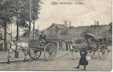 Charleroi Sud La gare