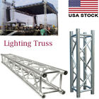 3.28/4.92/6.56FT Truss  DJ LED Lighting Light Stand Stage Square Aluminum Truss