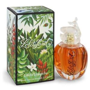 Lolitaland by Lolita Lempicka Eau De Parfum Spray 2.7 oz for Women