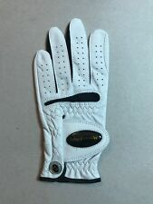 NEW Power Bilt Dura Bilt Junior Left Small Cabretta leather White Golf Glove