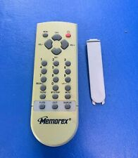 New listing Memorex Genuine Remote Control Mtr-109 0261180039 Tested and works