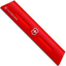 """Victorinox Swiss Army Knife Blade Guard Red 10.50"""" x 2"""" x .25"""" 49909 NEW"""