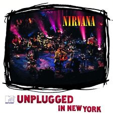 "Nirvana ""Mtv unplugged in new york"" CD NEUF"