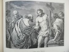 Life Of Jesus Christ For The Young,1880,Illustrated 4 Vol HC Set, 500 Engravings