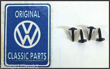 VW MK2 Golf - Genuine OEM - Dashboard M3.5 x15 Short Screws 4 Pack - Brand New!!