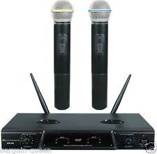 Martin Ranger WM-300 Rechargeable Wireless Dual Ch. Wireless Microphone MIC