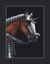 Horse Print Armoured by I Garmashova