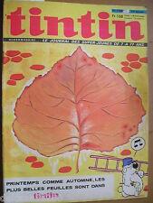 TINTIN NO 1195-09/1971-DOC.LES POISONS-JEAN MARAIS--RC DIVERS-VOIR PHOTOS