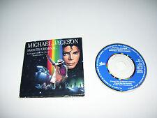 "MICHAEL JACKSON - SMOOTH CRIMINAL * RARE 3"" 3 TRACK CD SINGLE UK 1987 *"