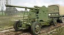 ACE 72274 1/72 Plastic WWII Russian WWII 85mm Gun Late Version
