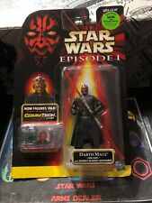 Star Wars The Phantom Menace Darth Maul 1998 Hasbro