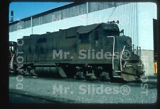Original Slide PRSL Pennsylvania-Reading Seashore Lines GP38 2006 Camden NJ 1977